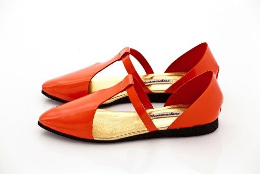 Red shoes - summer 2014  Arion Ave by Pleasemachine http://pleasemachine.myshopify.com/products/arion-ave