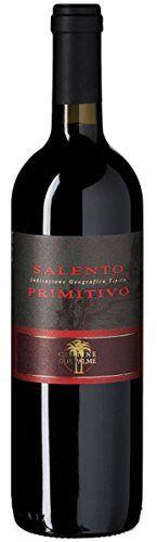 6x 0,75l - 2013er* - Cantine Due Palme - Don Cosimo - Primitivo - Salento I.G.P. - Apulien - Italien - Rotwein trocken