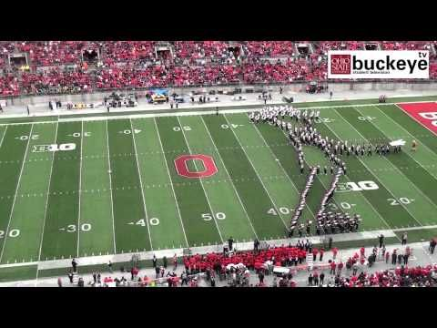 Ohio State Marching Band perform amazing tribute to Michael Jackson   Viral Cloud viralcloud.co.uk