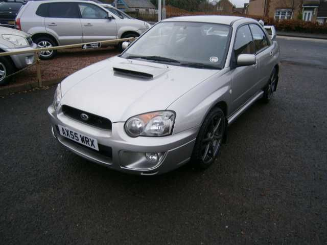 2005 subaru impreza outback sport value