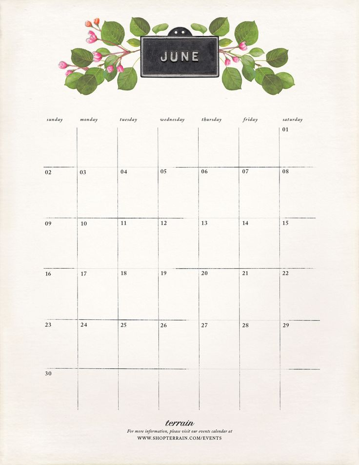 Calendar Pages June : Best calendar june ideas on pinterest