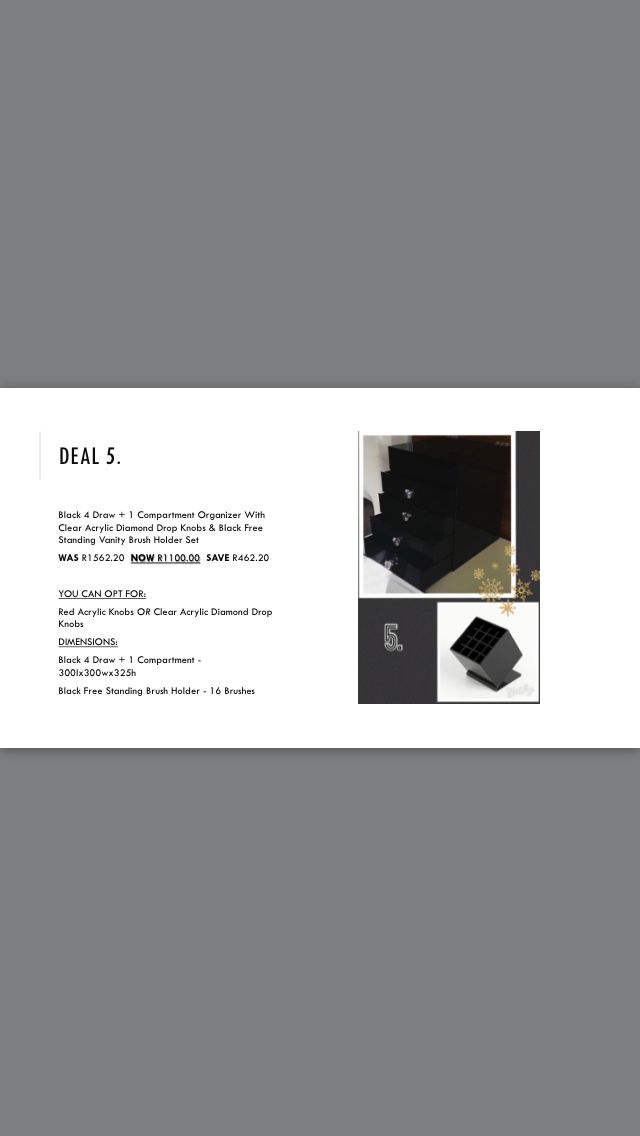 Deal 5.