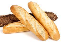Křupavé francouzské bagety