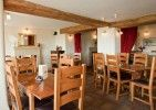 Lathkil Hotel, Over Haddon, Bakewell, Derbyshire, England. Bed and breakfast holiday.
