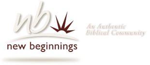 Welcome to New Beginnings Baptist Church of Longview, Texas;   The Gospel series