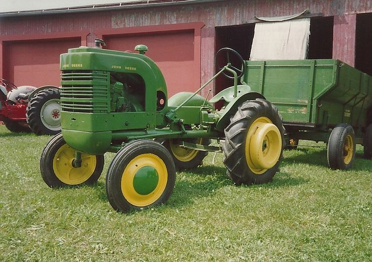 Oldest John Deere Lawn Tractor : Best images about john deere tractors on pinterest