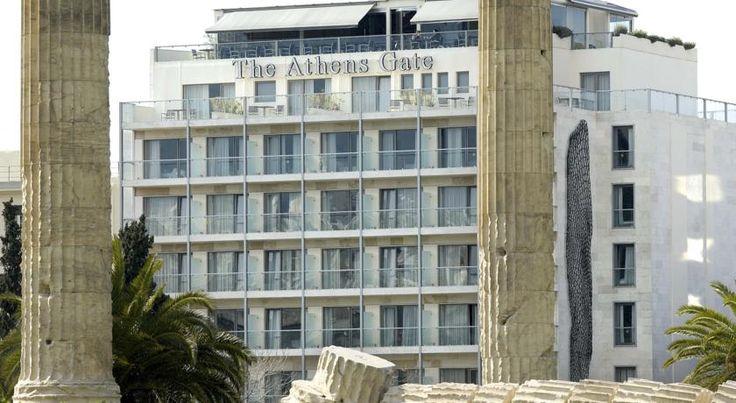泊ってみたいホテル・HOTEL ギリシャ>アテネ>アテネの歴史的中心部の有名なロケーションに位置するホテル>ザ アテネ ゲート ホテル(The Athens Gate Hotel)