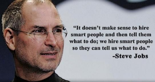 Bekende Citaten Steve Jobs : Smart people steve jobs amazing quotes pinterest