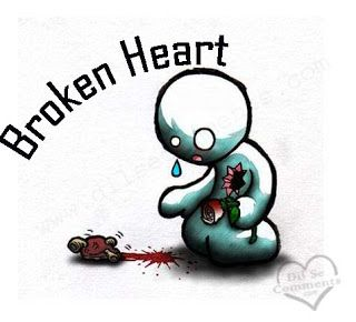Diary Of A Depressive: How To Break The Broken