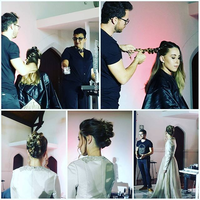 Stellenbosch Hair Accedemy || Event in our Church Studio || Roodebloem Studios