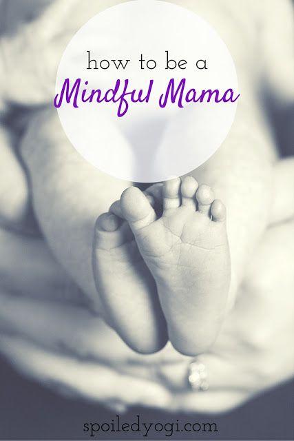 Austin, Texas Restorative Yoga teacher Liz Vartanian shares all her best tips for being a mindful mama | prenatal yoga, restorative yoga, mom and baby yoga, self care | SpoiledYogi.com