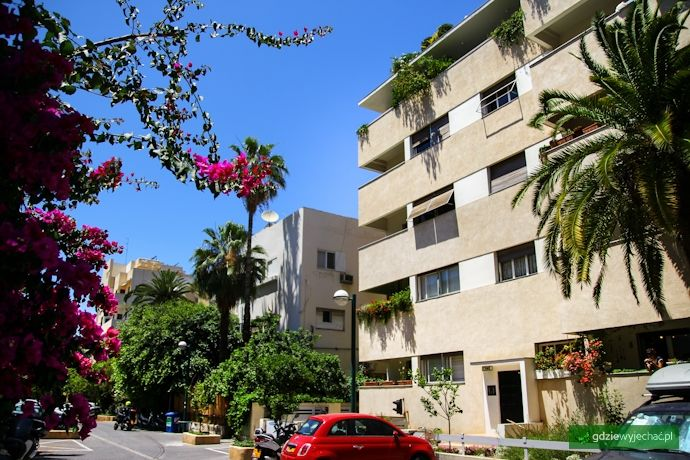 Tel Aviv Whitecity UNESCO. Tak zwane Białe Miasto - perła modermizmu więcej: http://gdziewyjechac.pl/18776/atrakcje-tel-avivu-co-warto-zobaczyc-i-zwiedzic-w-tel-avivie.html