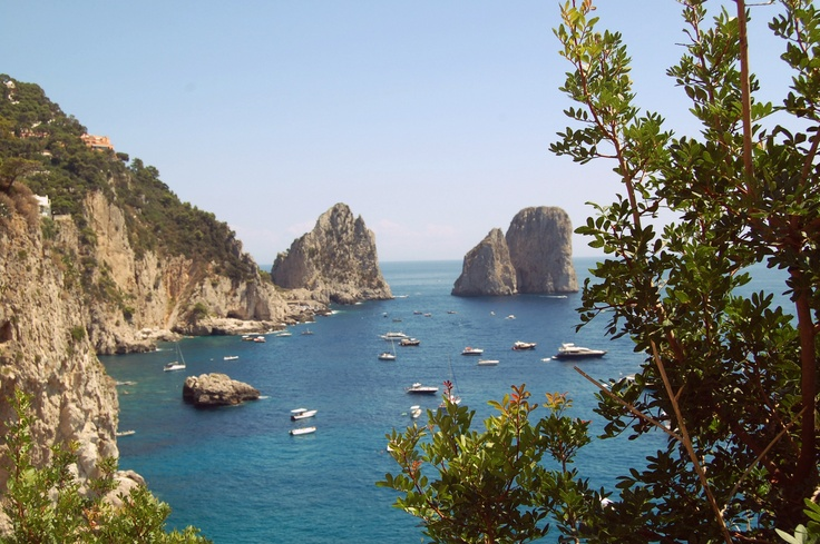 Capri, #Italy ©BSiminitz