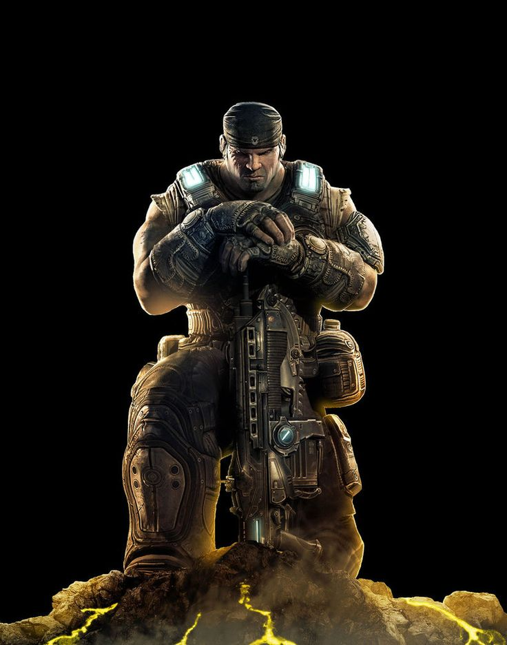 Gears of War HD Wallpapers for iPhone  iTito Games Blog