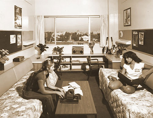 1984 Ucla Dorm Collegelife Pinterest Dorm