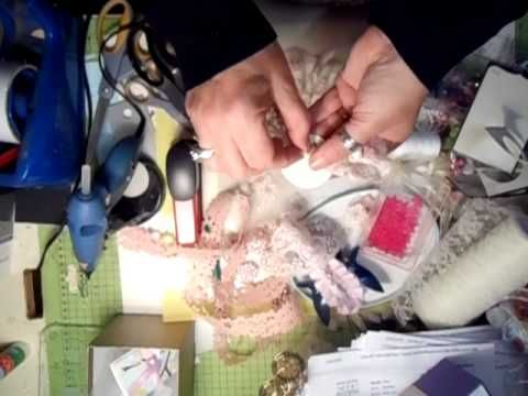 Fiona Jennings as jennings644 - Shabby Chic Flower Tutorial - time 13:42, Mar 4, 2012