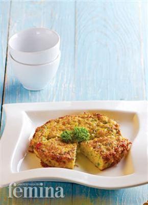 Omelette Kepiting