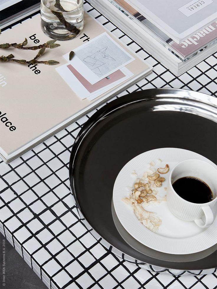 DIY – KNAGGLIG vintage | IKEA Livet Hemma – inspirerande inredning för hemmet