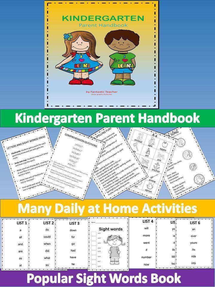 Best 25+ Parent Handbook Ideas On Pinterest Flip Book Template   Guidebook  Template  Guidebook Template