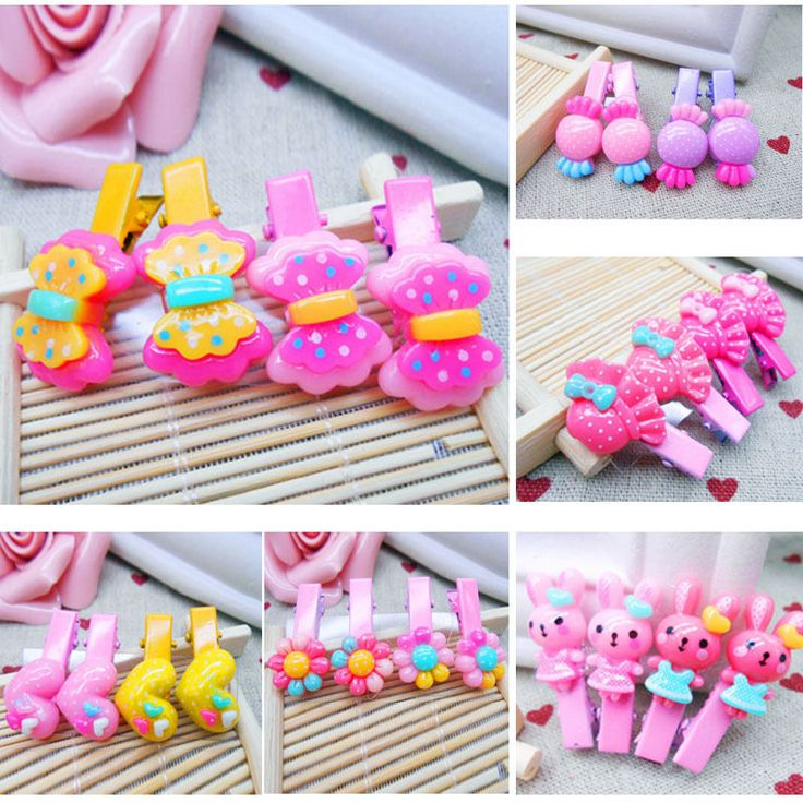 Trendy Baby Girls Hair Clip Hairpins Kids Fashion Accessories Gift AJR in Clothing, Shoes, Accessories, Girl's Accessories, Hair Accessories | eBay