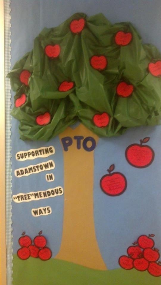 apple bulletin board