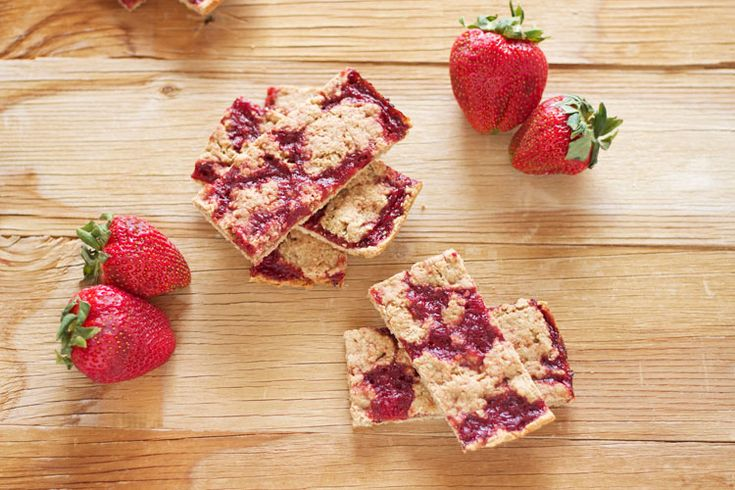 If you love breakfast bars then these Strawberry Breakfast Bars are going to thrill you! They are the perfect breakfast or snack to eat when you are in a hurry or need eat on the run. Before I go into the details of them I have to tell you about what inspired me to make …