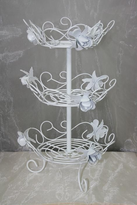 BBWRM. Imagine some cute cupcakes with blue icing on these gorgeous stands $10 to hire for 7 days