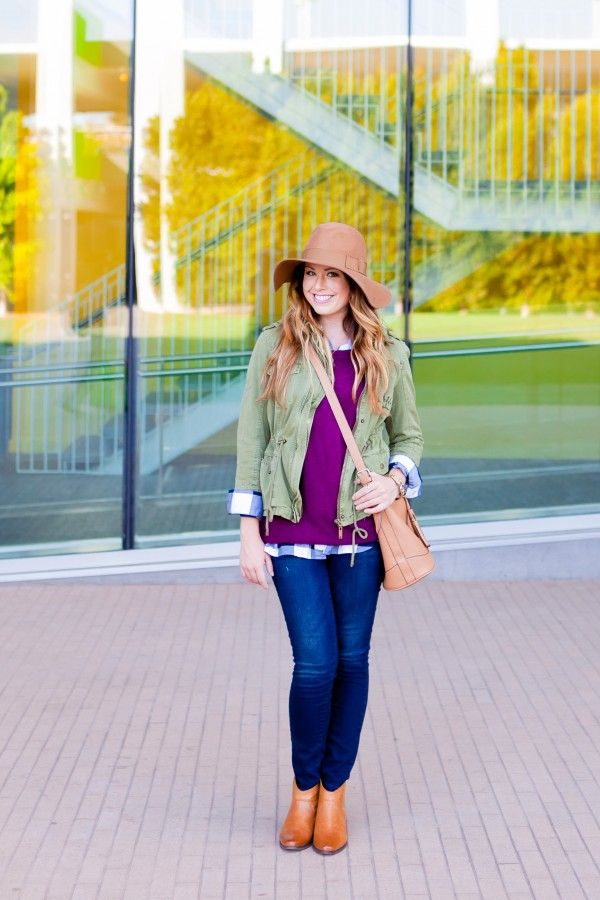Style Sessions: Layering with Old Navy | theglitterguide.com