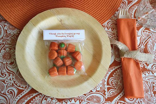 Pumpkin Patch Birthday Party- this website has lots of great ideas for future b-days for my October baby