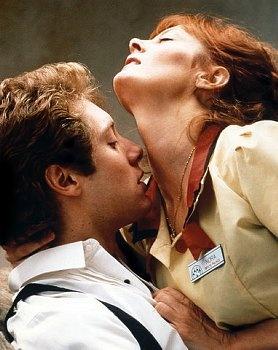 "James Spader and Susan Sarandon in ""White Palace"""