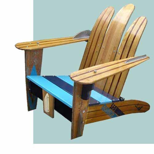 water ski chair