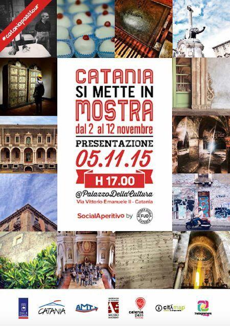 Catania in mostra