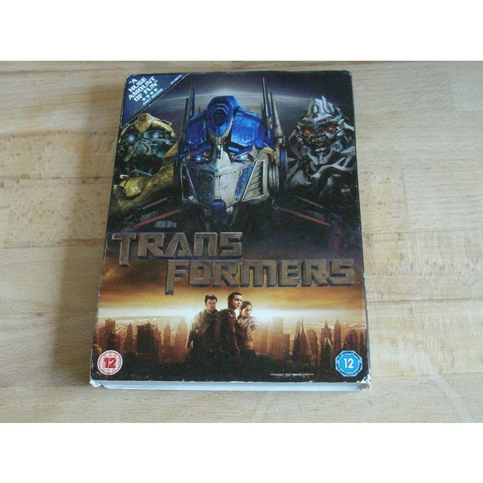 YDC149 In Memory of Minx41 - Transformers DVD Listing in the YDC (Your Donation Counts),Charity Auctions Category on eBid United Kingdom | 152422748