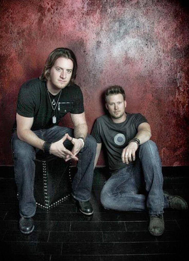 Tyler Hubbard & Brian Kelley better known as Florida Georiga Line! :)