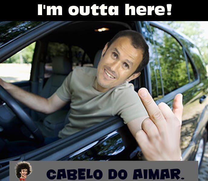 Ricardo Carvalho abandona o estágio da Seleção sem avisar. 2012