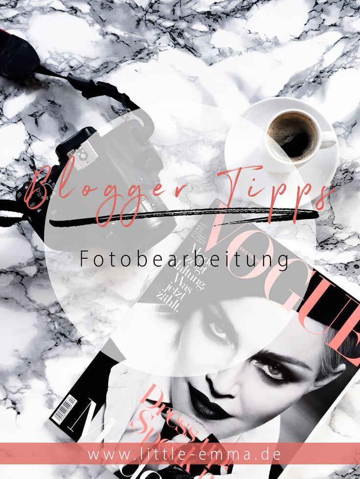 Blogger Tipps: Meine Fotobearbeitung mit Lightroom & Photoshop Elements | Heute zeige ich euch, wie ich meine Blog- und Instagram Fotos mit Adobe Lightrom & Photoshop Elements bearbeite.