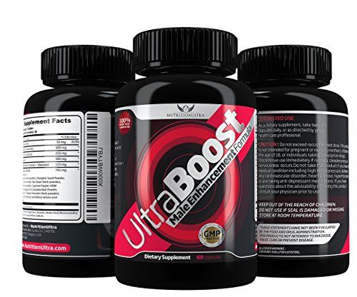 Best low testosterone supplements booster-Top Male Performance Enhancement Pills-Increase Stamina Improve Libido-By NutritionUltra