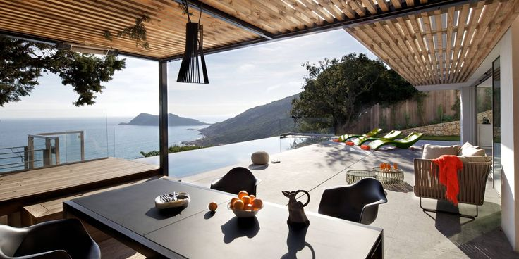 Amazing View Villa in Spanish Outdoor dining set