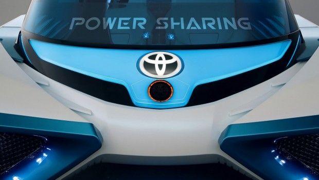 Alles, was es benötigt, damit der Strom in die Häuser fliesst, wäre ein Wasserstoff-Tank und ein eingestecktes Auto als Generator.