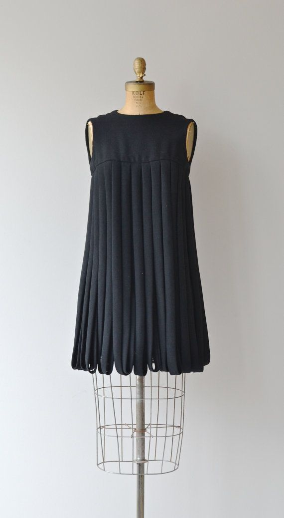 Pierre Cardin 'Carwash' dress vintage 1960s dress by DearGolden