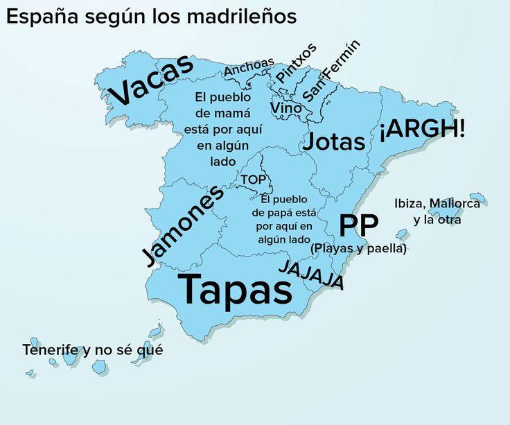 Esto es así. | Los 8 mapas que explican España