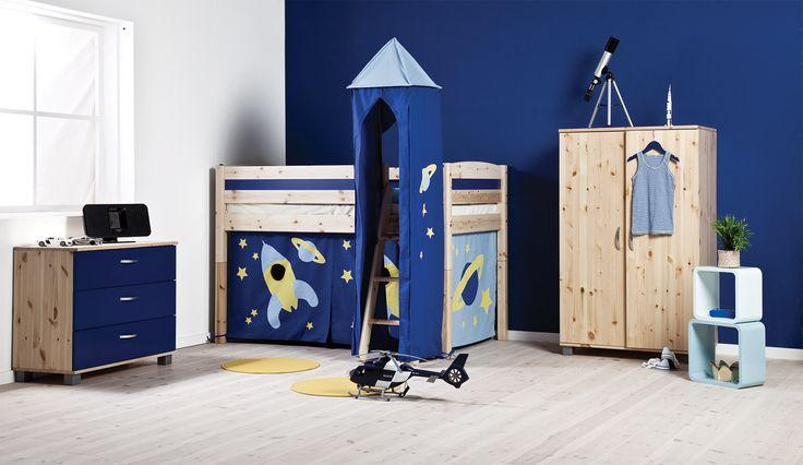 Thuka Trendy 4 - Shorty Cabin Bed