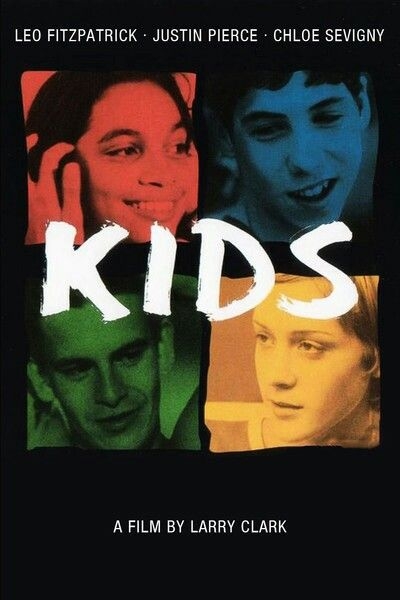 "Kids (1995) | directed by Larry Clark A true New York cult classic, ""Kids"" by Larry Clark explored themes in teenage life that many thought was too much to bear. It was weird, it was not what people wanted to see, yet it was a new kind of different. Although I saw the film before starting college in the City, ""Kids"" is a timeless classic that I think will forever remain relevant to New York's youth culture. I can't wait to see how ""Kids"" and NYC youth culture are revisited time and time…"