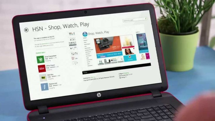 HSN   How To Install A Windows Store App On The HP Pavillion Laptop