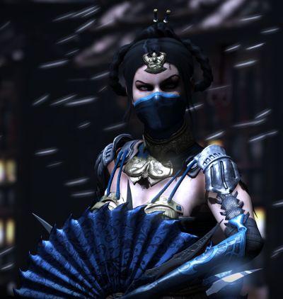 Mortal Kombat : Kitana