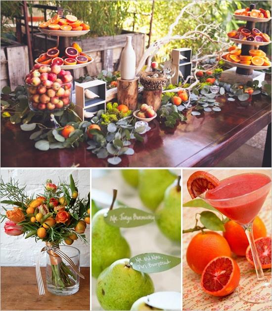 Fruit ideas for table #healthysportsister2013