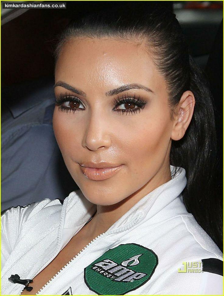 Kim Kardashian Miles Austin Espy Party Makeup