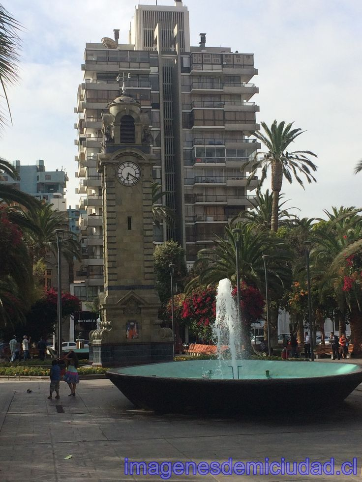 Plaza Colon Antofagasta