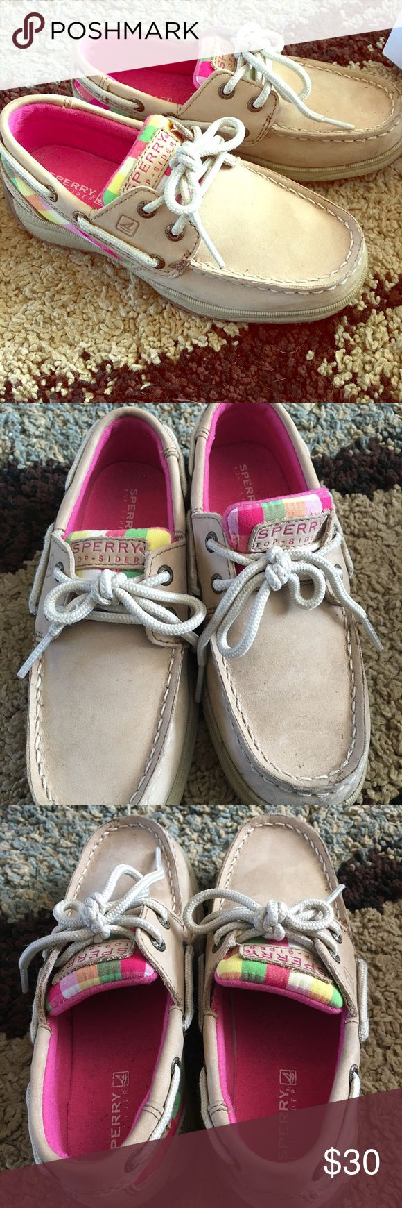 Little girls Sperrys Size 13 Sperry Top-Sider Shoes