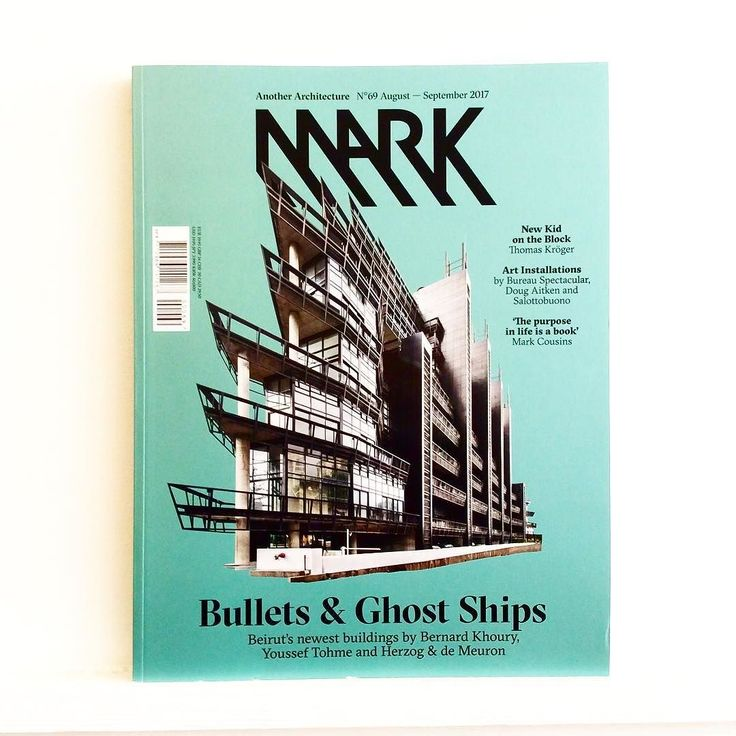 @markmagazine_ surveys the #artinstallation by #bureauspectacular #dougaitken and #salottobuono takes in the #new #buildings of #beirut by #bernardkhoury #yousseftohme and #herzoganddemeuron and talks to #newkid #thomaskroger. With all the #bestbites of #architecture from #aroundtheworld it is not to be missed! #london #brazil #copenhagen #sweden #netherlands #lebanon #denmark #california #spain #berlin #germany #lund #colombia